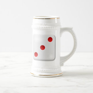 3 Dice Roll Coffee Mugs