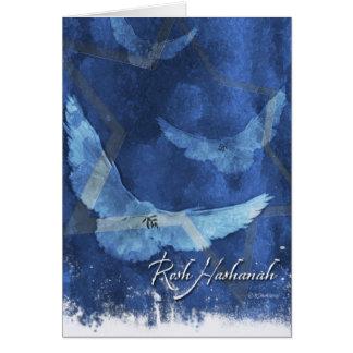 3 Doves-Rosh Hashanah Card