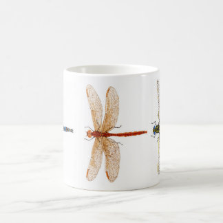 3 Dragonflies Coffee Mug