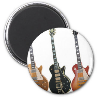 3 ELECTRIC GUITARS MAGNET