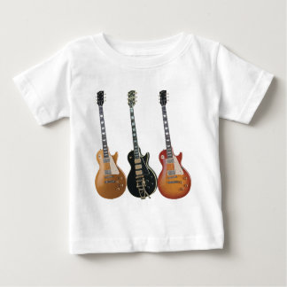 3 ELECTRIC GUITARS RETRO BABY T-Shirt
