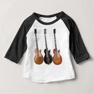 3 ELECTRIC GUITARS RETRO BABY T-Shirt