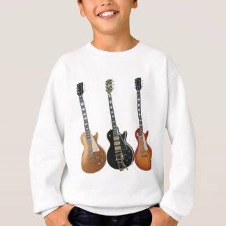 3 ELECTRIC GUITARS RETRO SWEATSHIRT