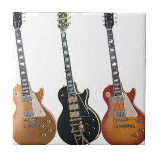 3 ELECTRIC GUITARS TILE