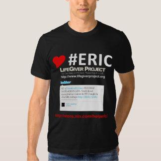 <3#Eric/NIN T Shirts