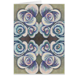 3 flowers multi 2 card