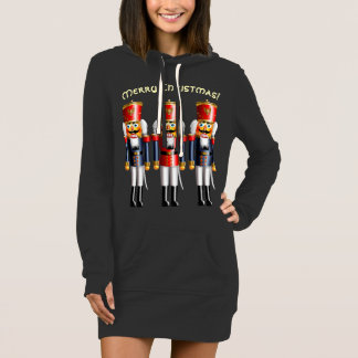 3 Funny Nutcracker Toy Soldiers Dress
