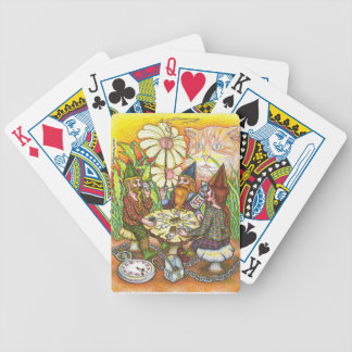 3 Gnomes Deck Bicycle Playing Cards