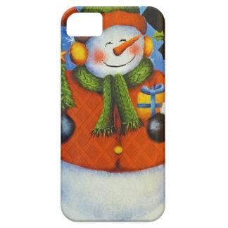 3 Happy Snowmen iPhone 5 Covers