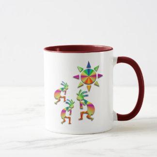 3 Kokopelli #44 Mug