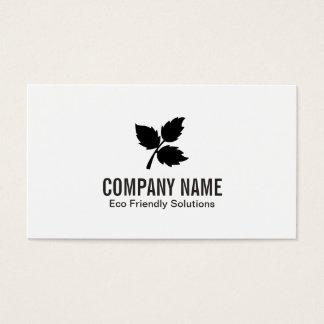 3 Leaf | Eco Friendly 2 Business Card
