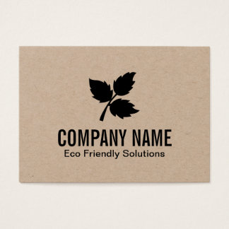 3 Leaf | Eco Friendly 2 Business Card