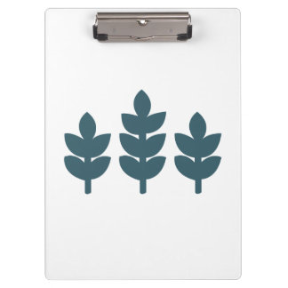 3 Leaves Clipboard