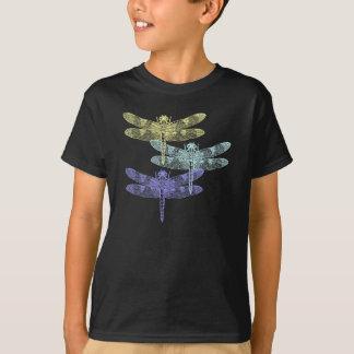 3 libellules t-shirt