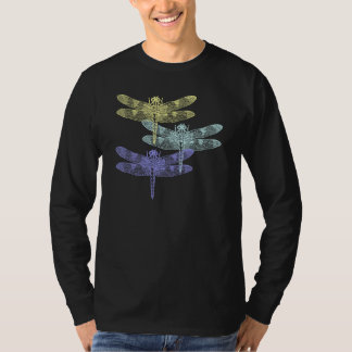 3 libellules tshirt