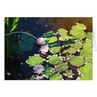 3 Lilies Card