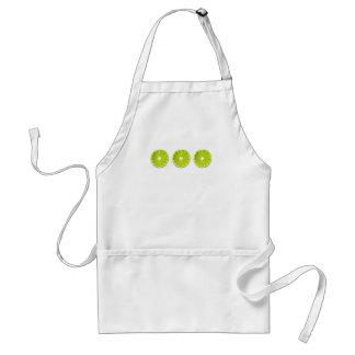 3 Limes Standard Apron
