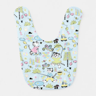 3 Little Kittens Baby Bib