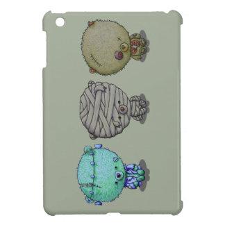 3 Little Monsters iPad Mini Cover