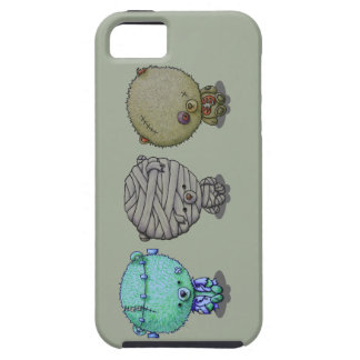 3 Little Monsters iPhone 5 Cover