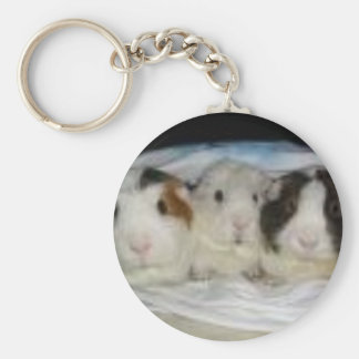 3 little pigs keychain