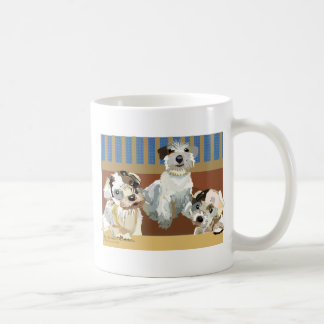 3 Little Sealyhams Coffee Mug