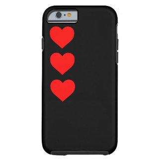 3 Lives Case Tough iPhone 6 Case