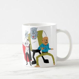 3 Monsters Mug