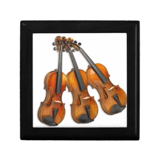 3 MUSICAL VIOLINS GIFT BOX