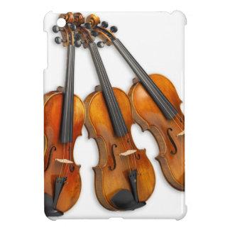3 MUSICAL VIOLINS iPad MINI COVER