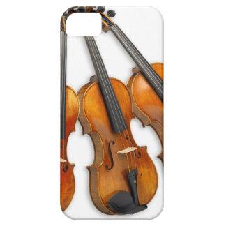 3 MUSICAL VIOLINS iPhone 5 CASE
