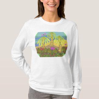 3 Palms Oasis Art Hoodie
