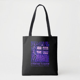 3-pointers to Heaven Tote Bag