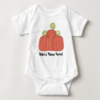3 Pumpkins: Baby Creeper