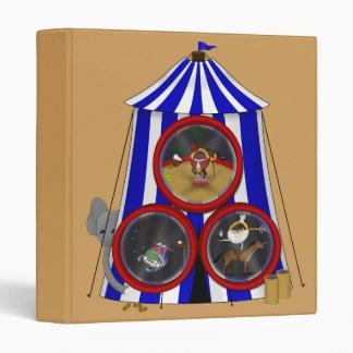 3 Ring Circus 3 Ring Binder