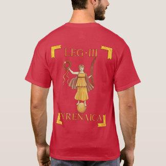 3 Roman Legio III Cyrenaica Vexillum T-Shirt