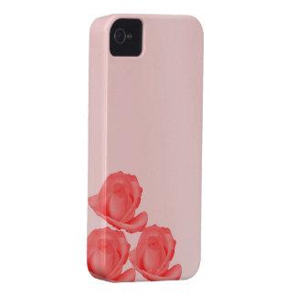 3 Roses BlackBerry Case