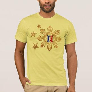3 Stars and a Sun Shirt