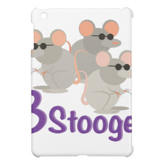 3 Stooges Case For The iPad Mini