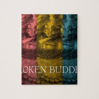 3 times the  broken buddha jigsaw puzzle