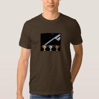3 trophies t shirt