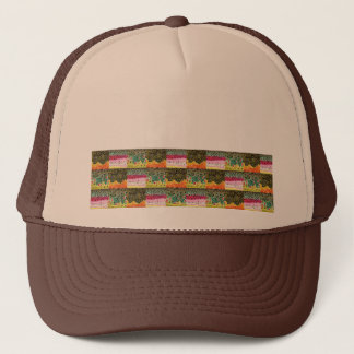 3 Trout Skins from Paintings Trucker Hat