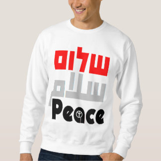 "3 Way Peace to match the Jordan ""Chicago"" X Sweatshirt"