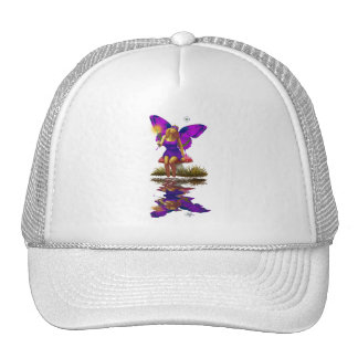 3 Wish Faerie Trucker Hat