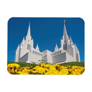 "3""x4"" Photo Magnet San Diego Temple"