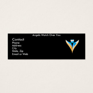 """3"""" x 1"""" Business Card 20 Pack"""