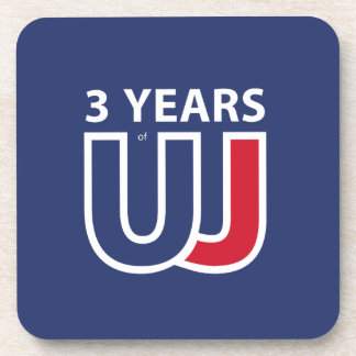 3 Years Of Union J ack Coaster