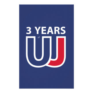3 Years Of Union J ack Personalized Stationery
