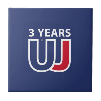 3 Years Of Union J ack Tile