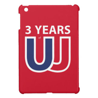 3 Years of Union Jack iPad Mini Cover